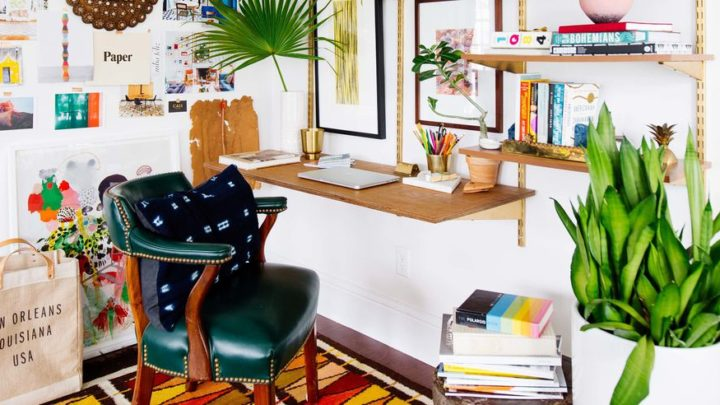 10  Fun Home Offices That'll Boost Your Creativity